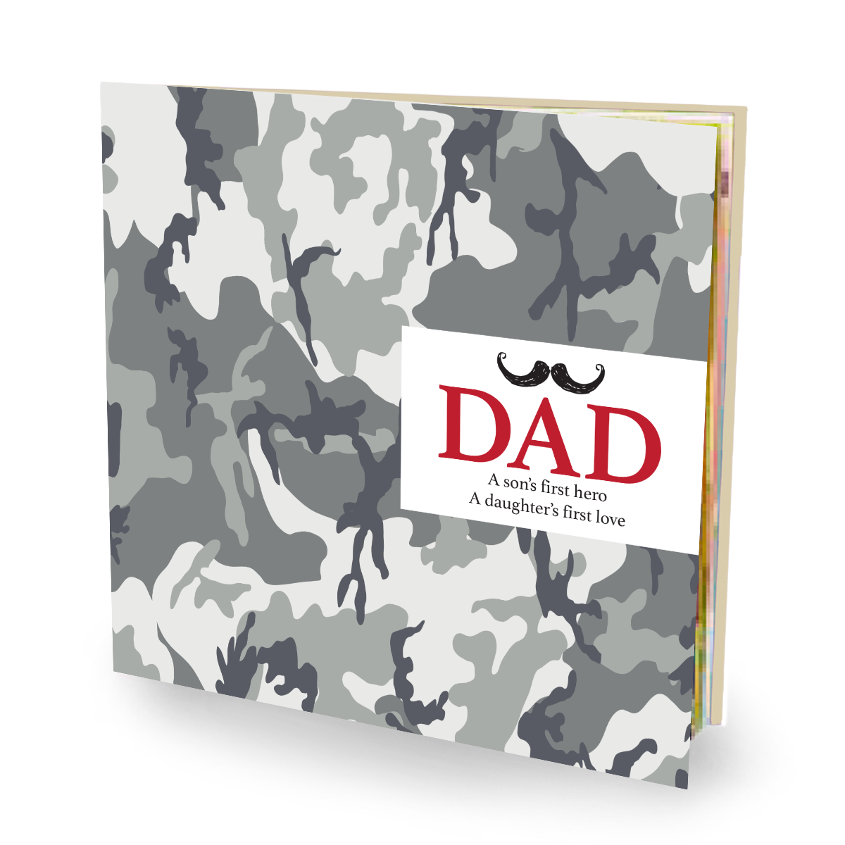 Father's Day - Camo Dad