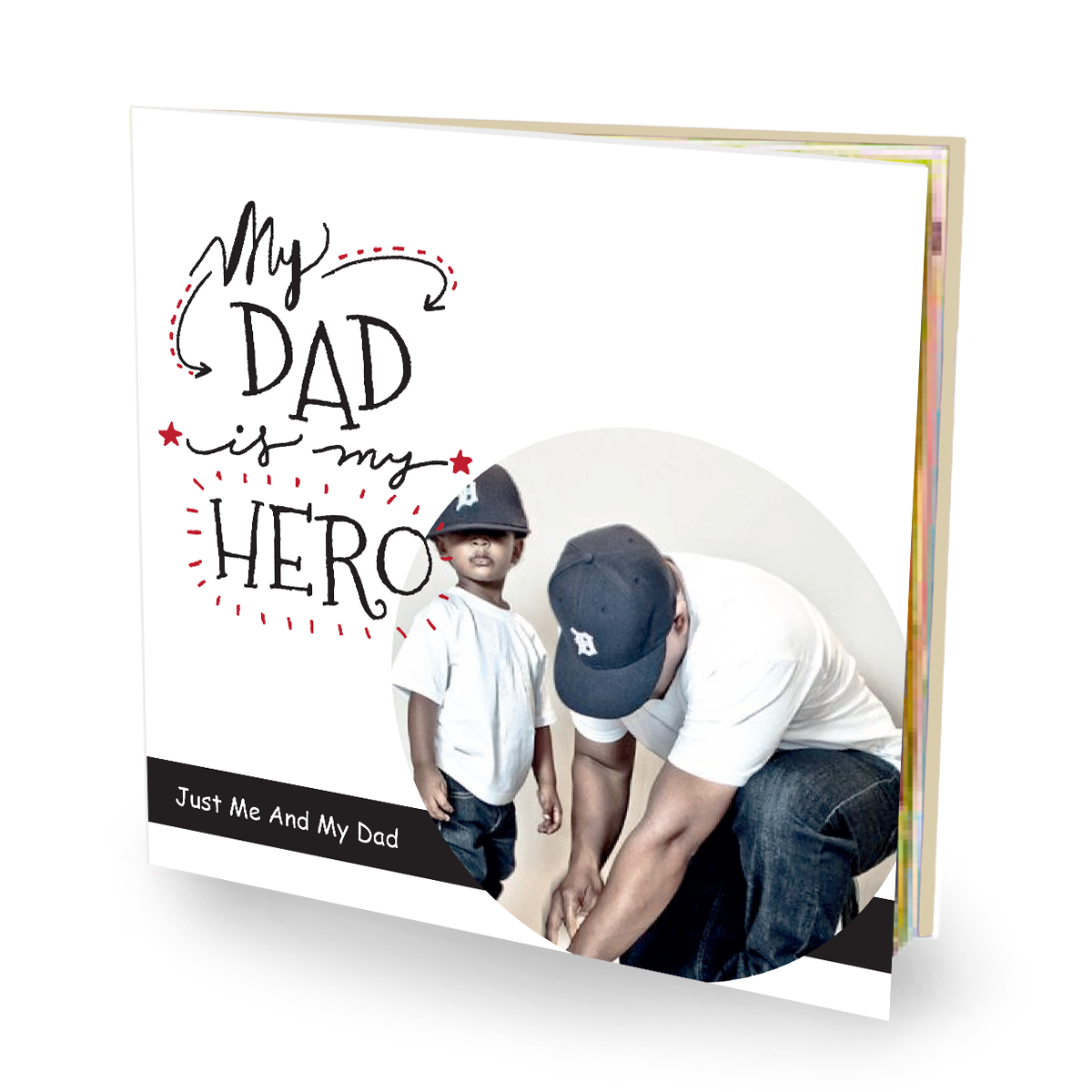 Father's Day - My Dad Is My Hero